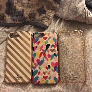 3 Kate Spade iphone 7 cases